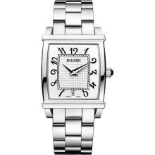 Balmain Swiss Luxury Maestria Lady Women's Steel Bracelet Watch B2591.33.24