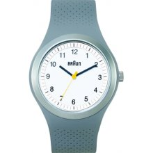 BN0111WHGYG Braun Mens Sports Grey Watch