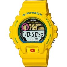 Casio Men's GLX6900A-9 G-Shock Resin Strap Watch