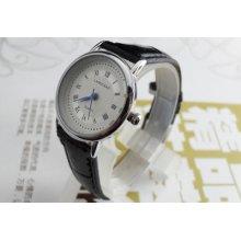 Classic Casual Black Women's Dial Quartz Wrist Watches Hour Clock Bracelet