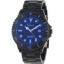 Freelook Men's HA1440-1D Sea Diver Spectrum Black Plastic with Tinted