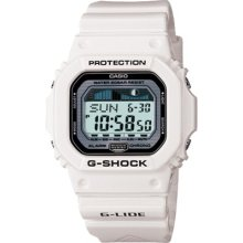 G-Shock GLX-5600-7CR Glide Watch - white