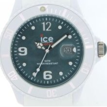 Ice Watch Siwjbs10 Blue Jeans Ice White Collection 48mm Fast Ship