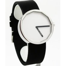 Issey Miyake Men's Black W/ White Dial Twelve Watch Silap001