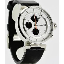 Issey Miyake Men's W Black & White Watch Silay003