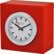 Mondaine A660.30318.84SBC Quartz Analog Watch Shelf Clock - 6603031884