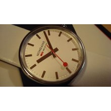 Mondaine Evo Official Swiss Railways Watch Model A658.30306.11sba