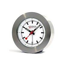 Mondaine Night Vision Alarm Clock Watch A992.TRUK.16SBB