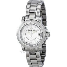 MONTBLANC SPORT LADY 102362 QUARTZ WATCH