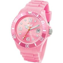 Pink Band Pink Dial Pink Round Case Ice-watch Wsipkbs09