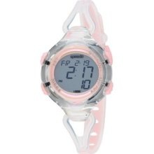 Speedo Womens Sd50582bx 150-lap Silicone Strap Watch