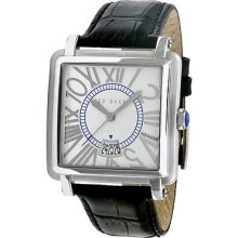 Ted Baker Men's Te1028 Sui-ted Analog Silver Dial Watch