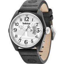 Timberland Men's 13679jlbs_04 3 Hands Date Watch