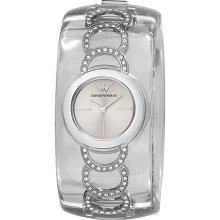 Watch Emporio Armani Fashion Ladies Ar0795 Women´s Silver