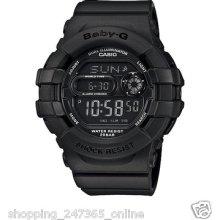 Baby Shock Bgd 140 World Time Alarm Fashion Classic Digital Retro Watch Pn T R