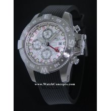 Ball Engineer Hydrocarbon wrist watches: Spacemaster Orbital White Ban