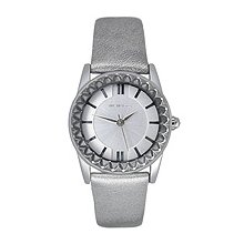 BCBGirl Women's Silver Streak watch