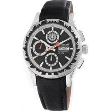 Belstaff Men's BLF2006-BB Adventure Automatic Black Dial Watch ...