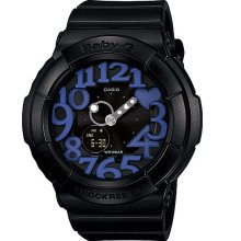 BGA-134-1B BGA134 Casio Baby-G Neon Illuminator Watch