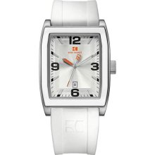 Boss Orange White Rubber Mens Watch 1512684
