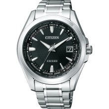 Citizen EXCEED CB0100-52E Eco-Drive Solar power Atomic Radio Watch