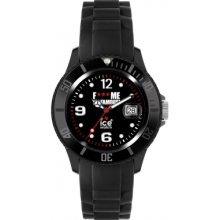 Ice-Watch FMIF Classic Sili Collection Black Unisex Watch FM.SI.BK.U.S.11
