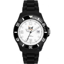 Ice-Watch White & Black Collection Unisex Watch SIBWBS10