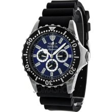 Invicta Signature II Divers Multi-Function Blue Dial Mens Watch 7 ...