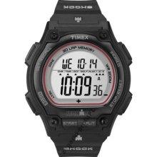 Men's timex ironman shock-resistant steel 30-lap watch t5k584