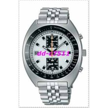 Seiko Spirit Smart Sceb001 Wristwatch Chronograph For Men Limited Model F/s Ooak