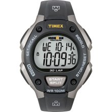 Timex Sport Ironman Fullsize Triathlon 30 Lap Watch - T5e901
