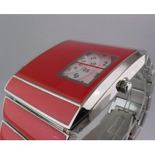 70s Jump Hour Digital Vintage Retro Rotolog Style Led/president Nixon Era Watch