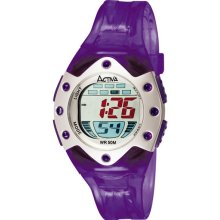Activa Digital Unisex Watch AD013-006