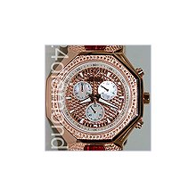 Aqua Master Square 20 pcs Diamond Unisex Watch AM0187