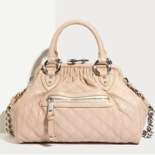 Authentic Marc Jacobs Quilted Mini Stam Satchel $1395.00