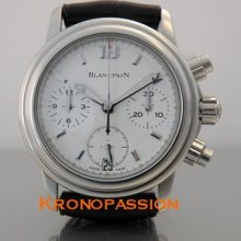 Blancpain Chronograph Automatic Stainless Steel Ref. 2385-1127-53b