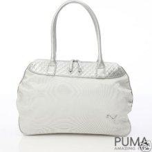 Bn Puma Dazzle Sholder Hand Bag /hobo Light Gray