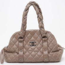 Chanel Puffy Dome Satchel