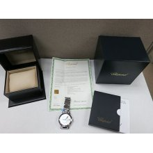 Chopard Men's 388531-3003 Imperiale Mother-of-pearl Dial Watch W/box & Manual
