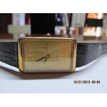 Corum Ingot 18k Gold Ref. 55400