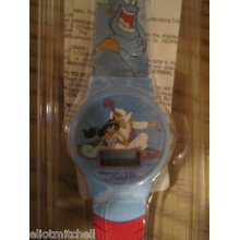 Disney Aladdin Vintage Digital Wrist Watch