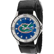Florida Gators Veteran Velcro Mens Watch