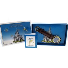 Fossil Disney World's 25th Anniversary Tinkerbell Lighted Commemorative Watch