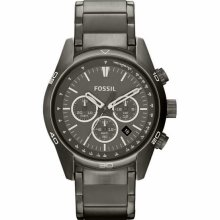 Fossil Grey Sport Chronograph Mens Watch