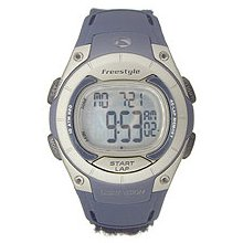 Freestyle Recon Blue Nylon Digital Dial Men's Watch #FS80928