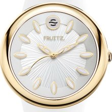 Fruitz by Philip Stein Classic Golden Pear Natural Frequency F36G-W-W