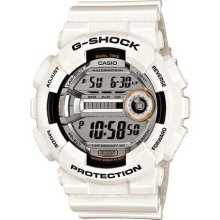 G-Shock LAP Memory Watch - Gloss White