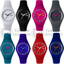 Genuine Ice Slim Watch Unisex 8 Vibrant Colours To Choose From Rrp £70