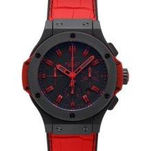 Hublot Big Bang All Black Red 44mm Watch 301.CI.1130.GR.ABR10