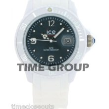 Ice Watch Siwjus10 43mm White Classic Collection Fast Ship Si.wj.us.19